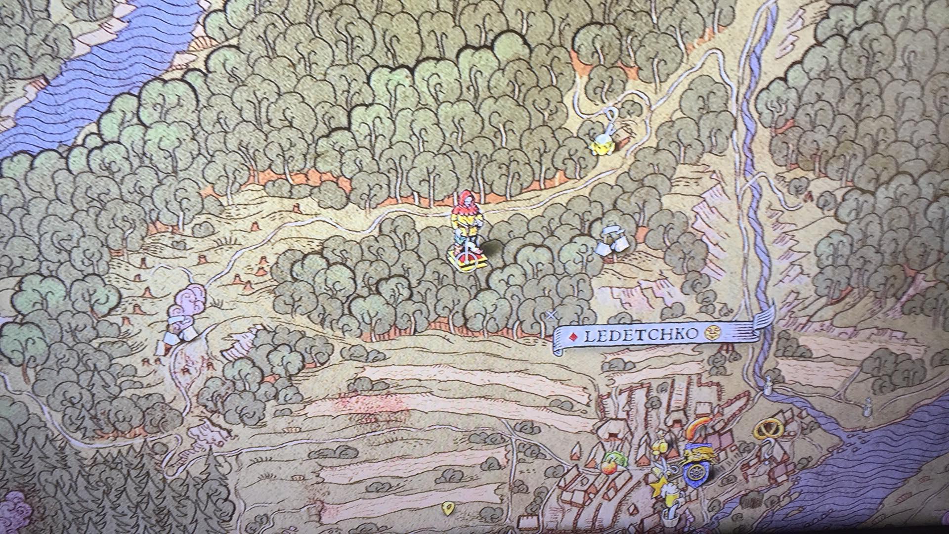 Treasure Map Vii | Kingdom Come Deliverance Wiki | The Vidya