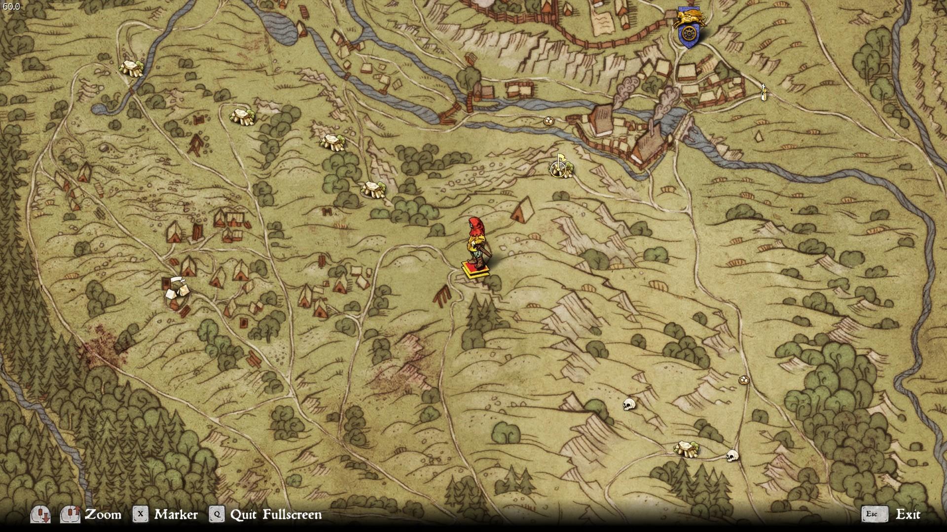 kingdom come deliverance treasure map xviii