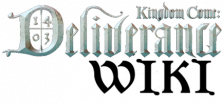 Kingdom Come Deliverance Wiki logo